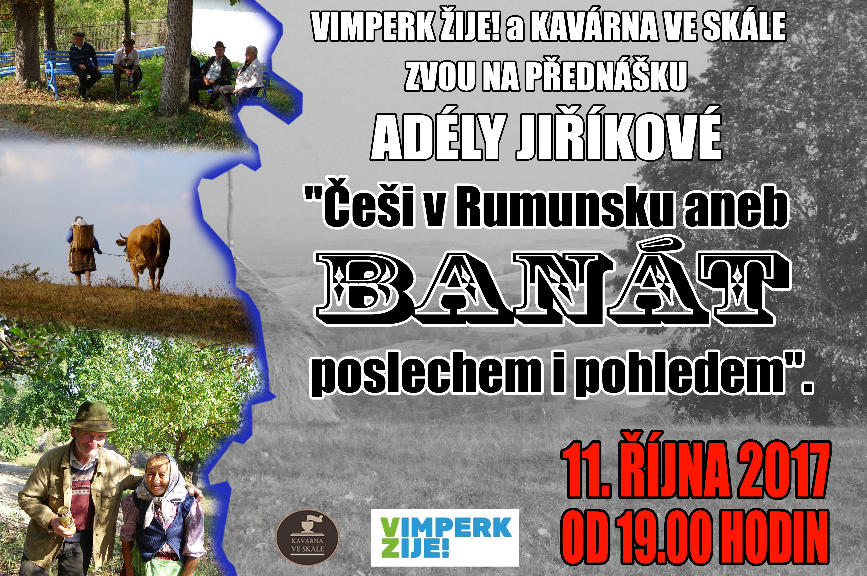 Češi v Rumunsku aneb Banát poslechem i pohledem