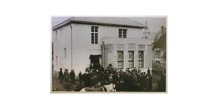 Vimperská synagoga