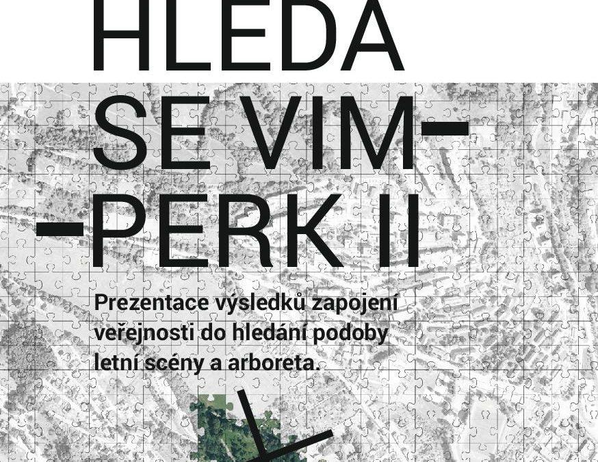 Hledá se Vimperk II